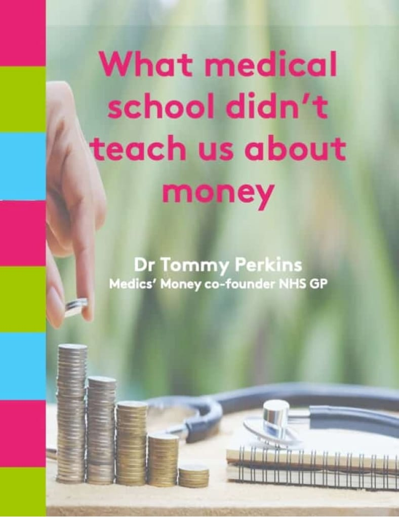 What medical school didn't teach us about money
